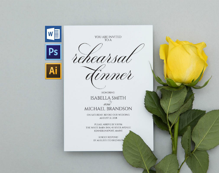 calligraphy-wedding-rehearsal-dinner-invitation-template