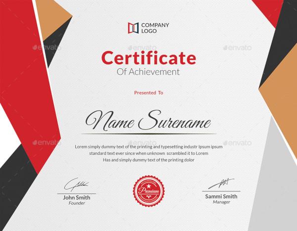 certificate clean diploma certificate template