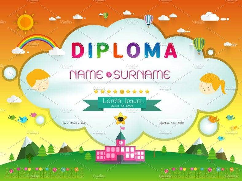 certificate-kids-diploma