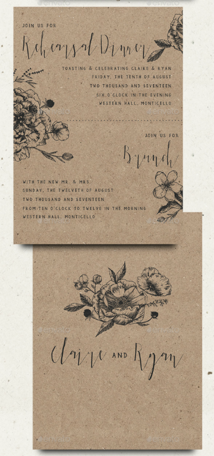 classy-floral-wedding-rehearsal-dinner-invitation-template