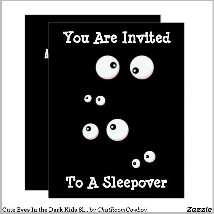 cute-eyes-in-the-dark-kids-sleepover-invitation-card-template