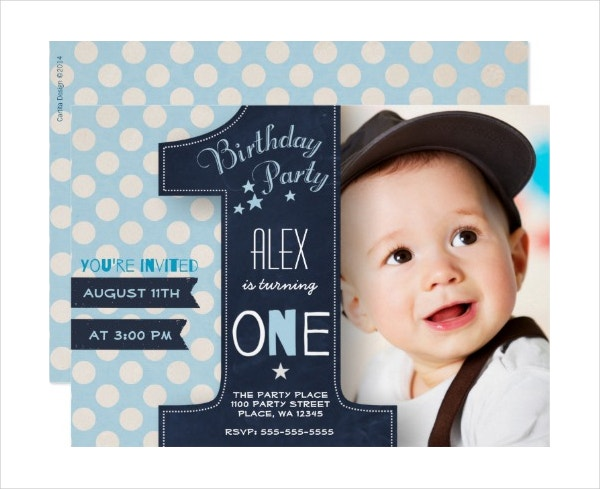 8  boys party invitation designs  u0026 templates