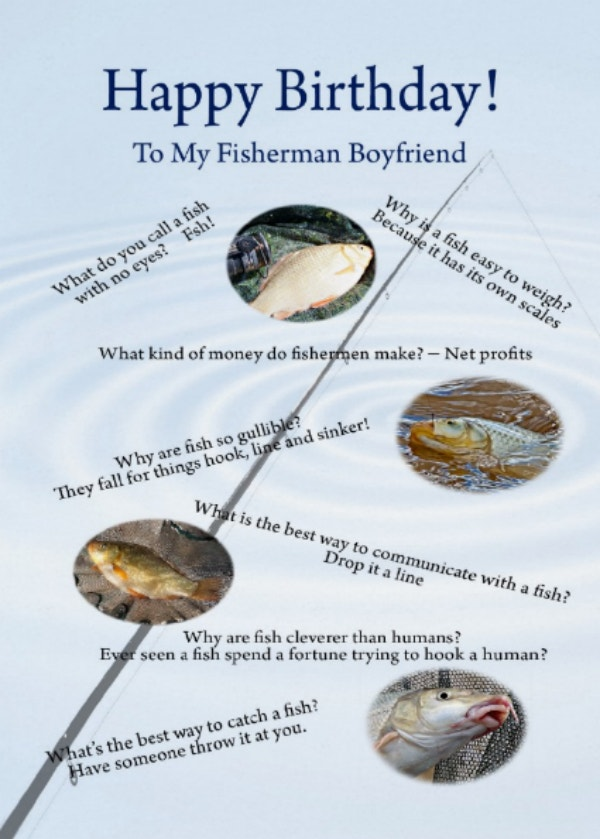 fisherman boyfriend card