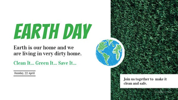 free-earth-day-google-plus-cover-template