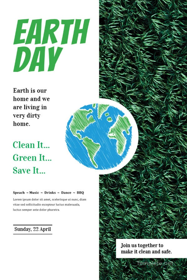 free-earth-day-tumblr-post-template