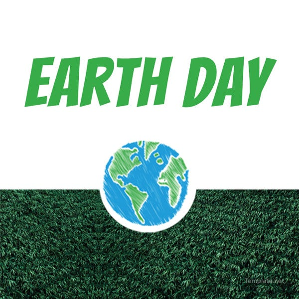 free-earth-day-youtube-profile-photo-template