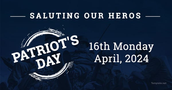 free-patriots-day-linkedin-blog-post-template