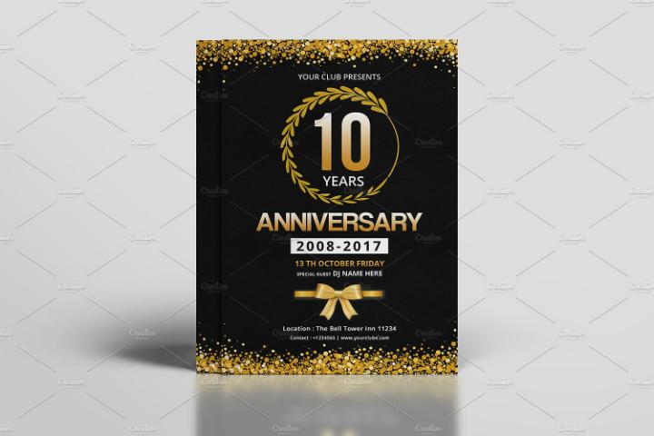 golden-laurel-50th-wedding-anniversary-invitation-template
