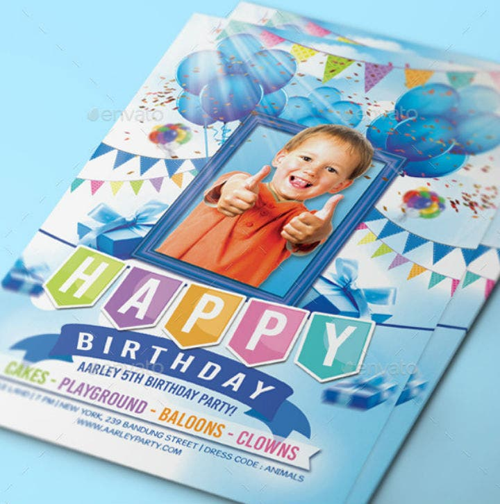 kiddie-boy-birthday-party-invitation-template