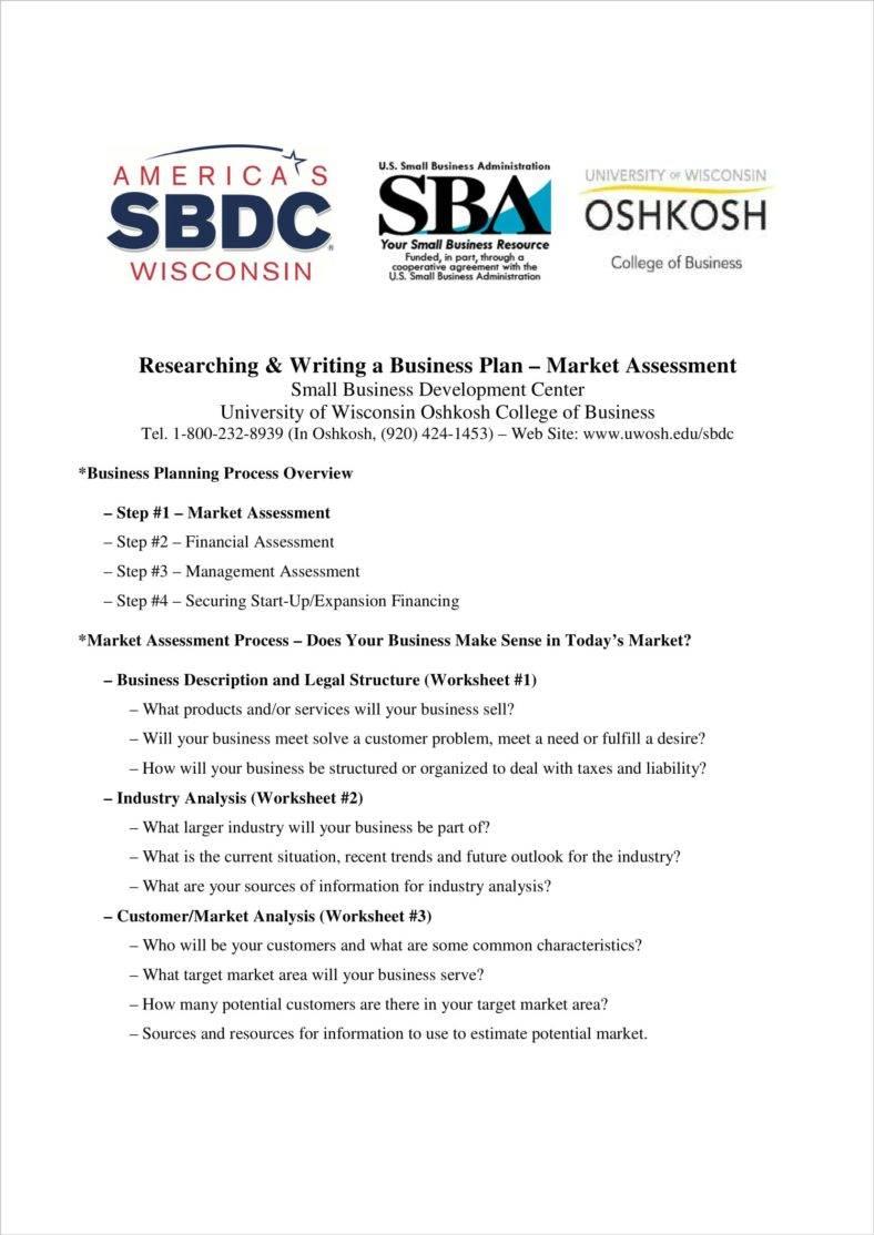 8 opportunity assessment templates pdf doc free premium sample market opportunity assessment plan market assessment 01 friedricerecipe Gallery