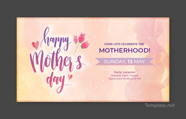 mothers day facebook app cover