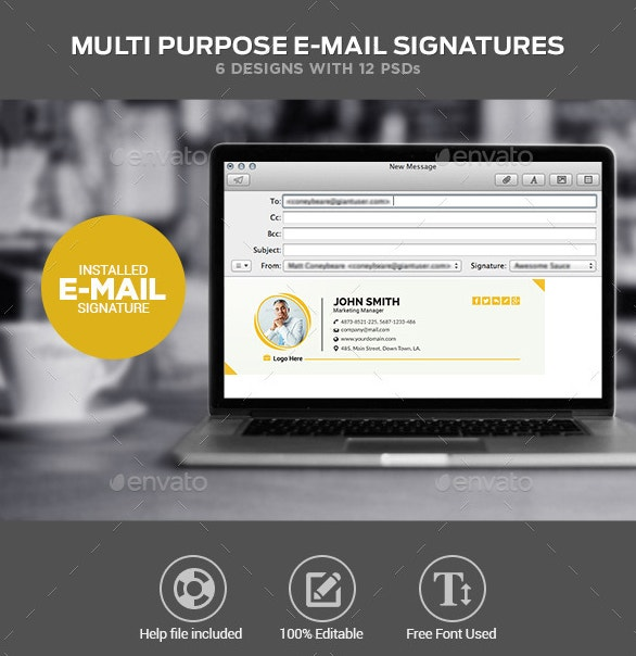 multi-purpose-email-signature-templates