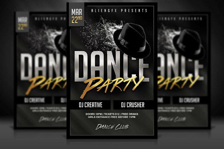 mysterious-dance-party-flyer-invitation-template