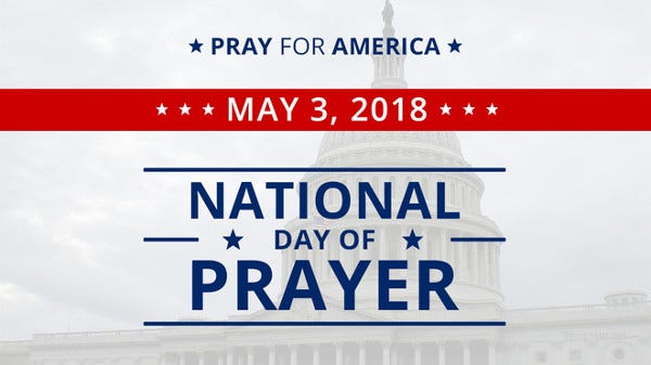 National Day of Prayer Google Plus Cover
