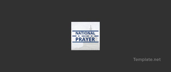 National Day of Prayer Instagram Profile Photo