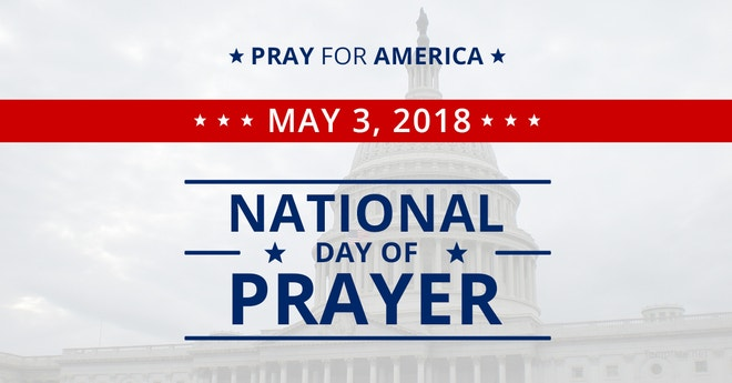 National Day of Prayer LinkedIn Blog Post