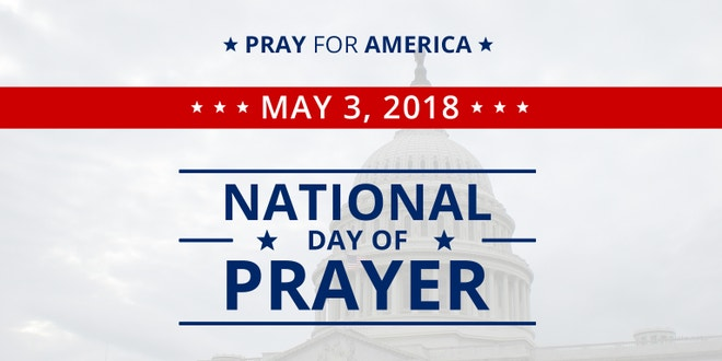 National Day of Prayer LinkedIn Company Cover
