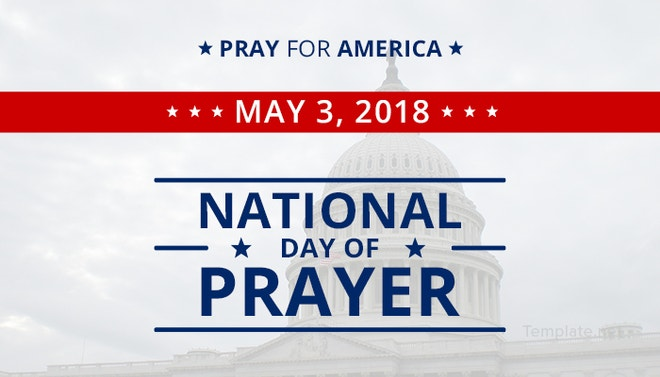 National Day of Prayer LinkedIn Post