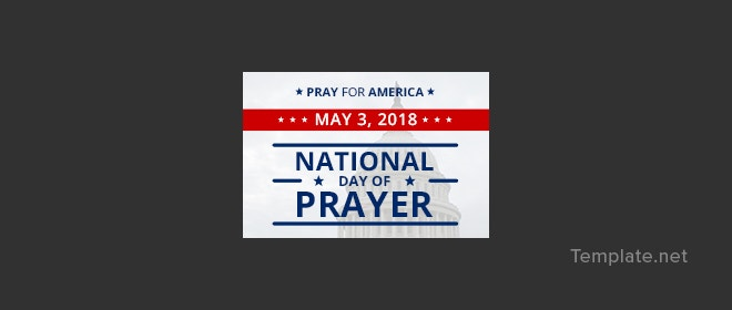 National Day of Prayer Pinterest Board Cover