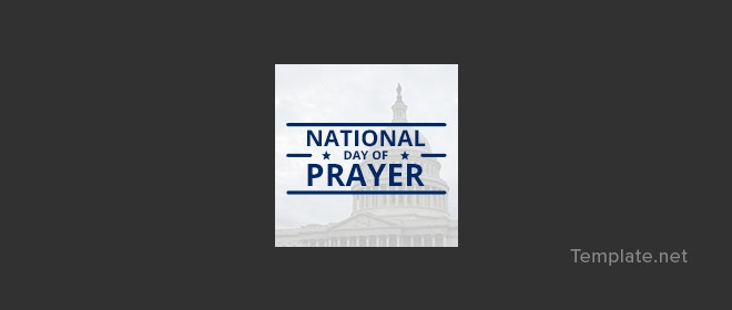 National Day of Prayer Pinterest Profile Photo
