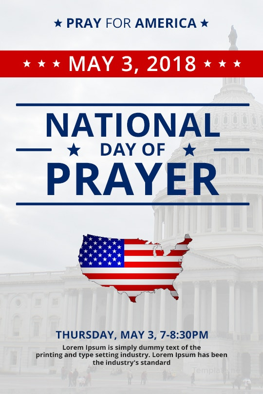 National Day of Prayer Tumblr Post