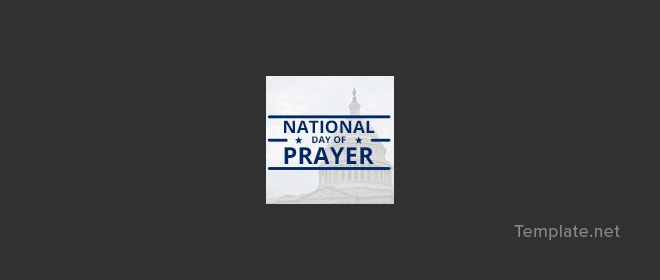 National Day of Prayer Tumblr Profile Photo