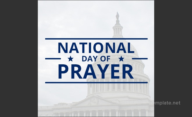 National Day of Prayer Twitter Profile Photo