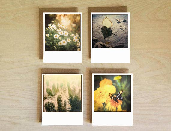 Nature Card Set