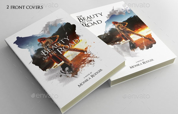 Novel Front Cover Template