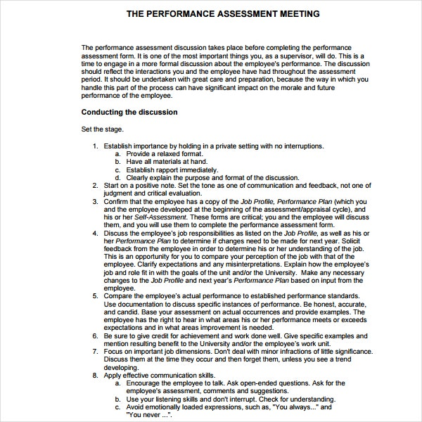 performance management assessment1