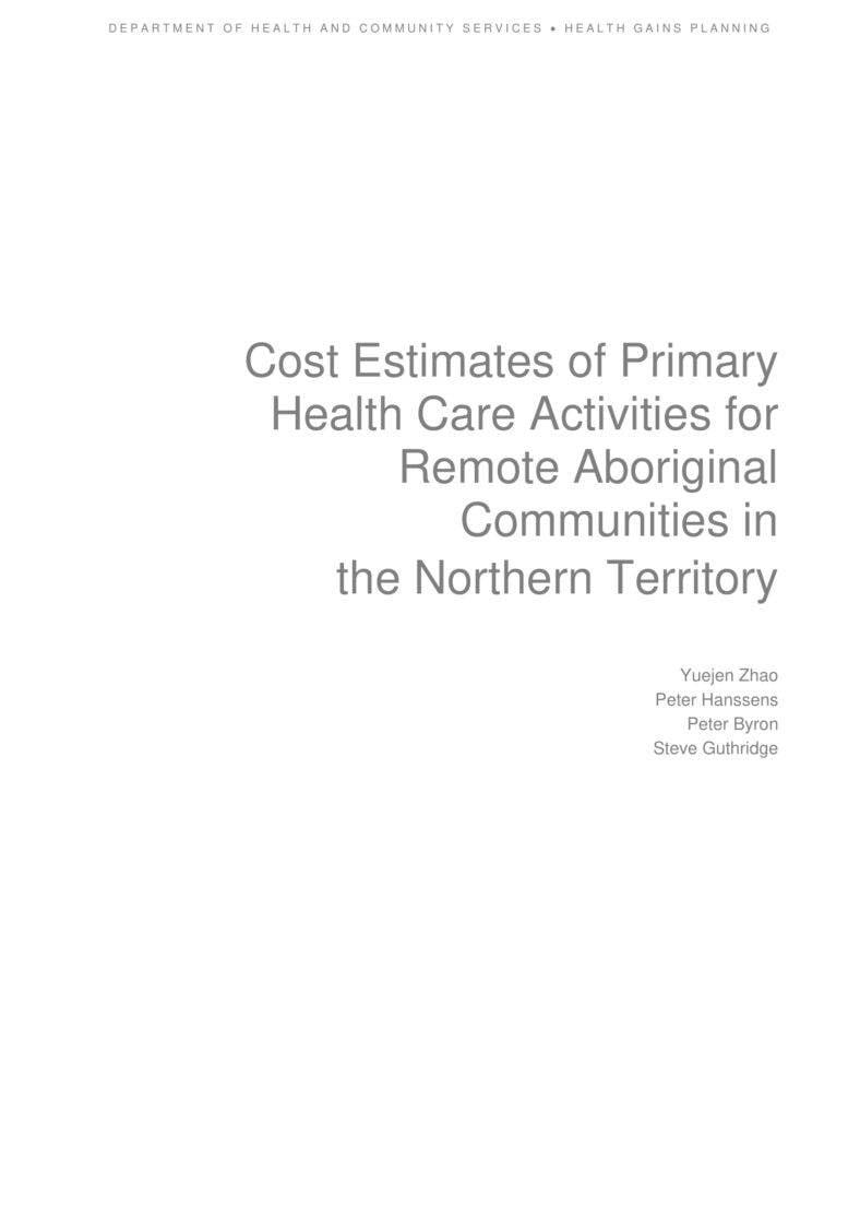 primary healthcare estimates 001 788x1115