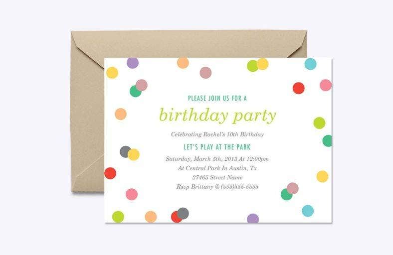 rainbow_confetti_invite_template