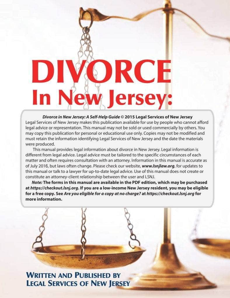 Sample Divorce Agreement Template