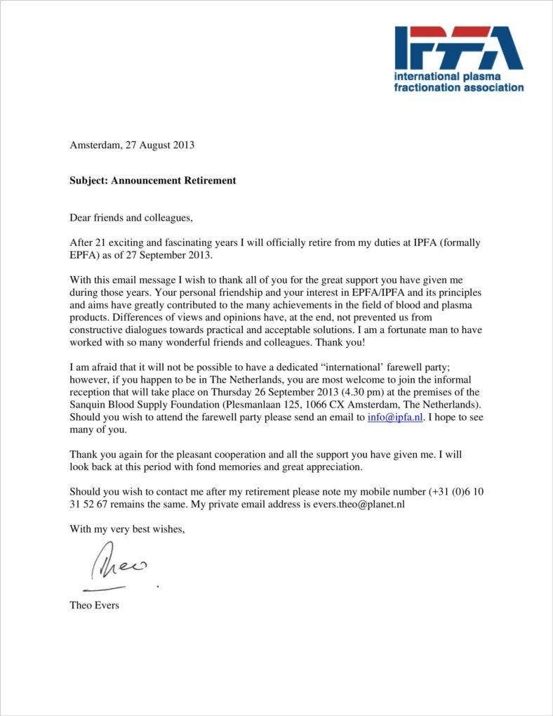 sample-retirement-announcement-letter-1