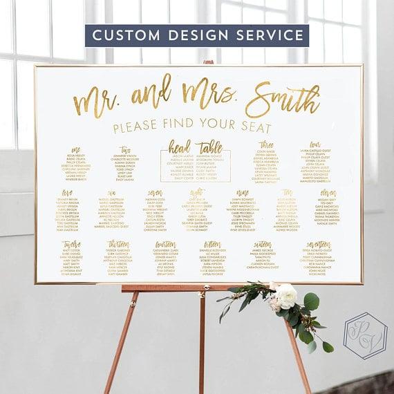 seating-chart-wedding-seating-modern-gold