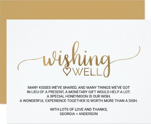 simple-gold-calligraphy-wedding-wishing-well-card