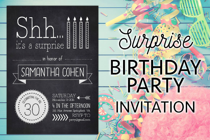 surprise-chalkboard-birthday-party-invitation-template