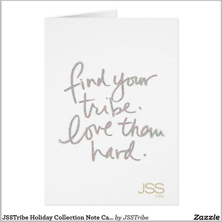tribe-holiday-collection-note-card-template