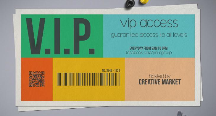 vip invitation feat