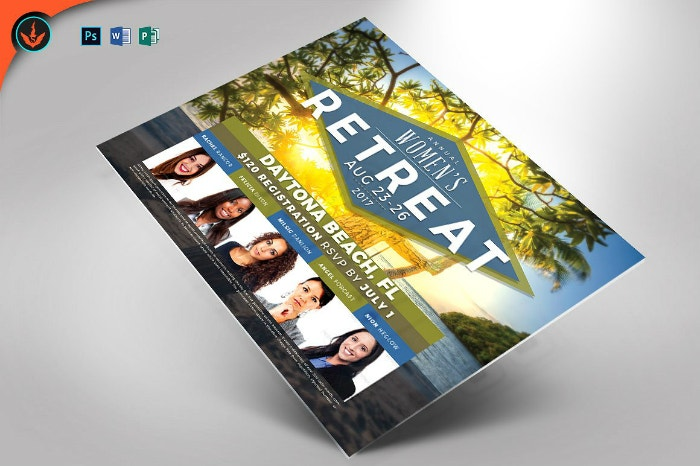 womens-retreat-flyer-template