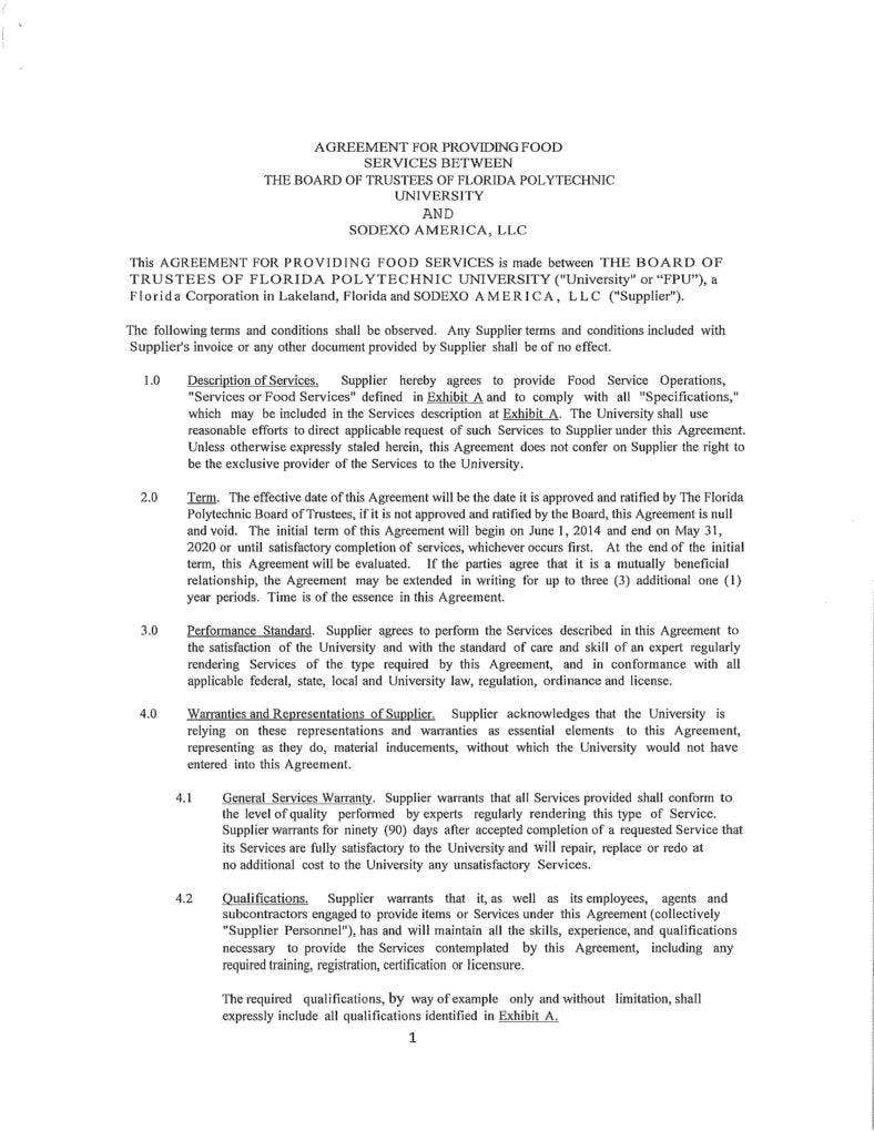 agreement for providing food services 01 788x1020