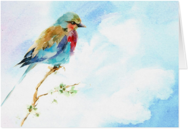 bird-watercolor-printable-note-card-template