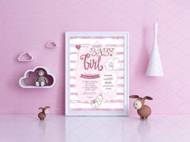 birth-event-announcement-template