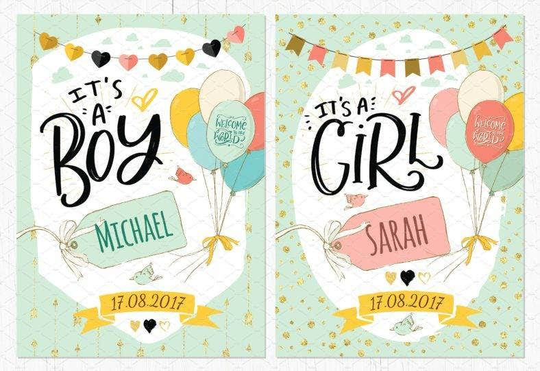 boy-and-girl-birth-event-announcement-template