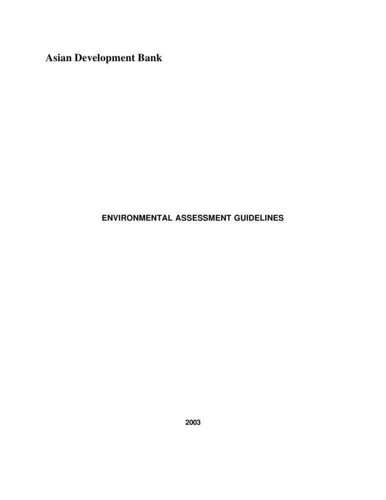 environmental-assessment-guidelines-001