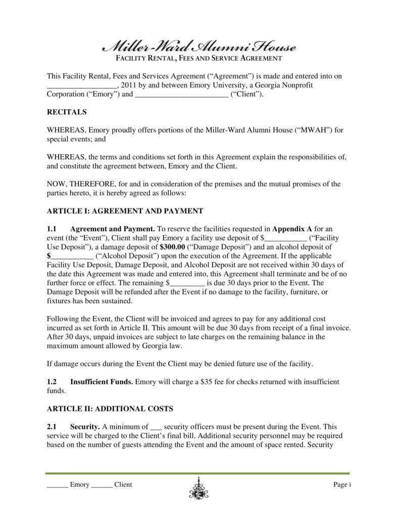 facility use agreement 1 788x1020