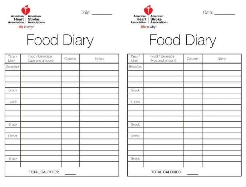 food journal 1 788x601