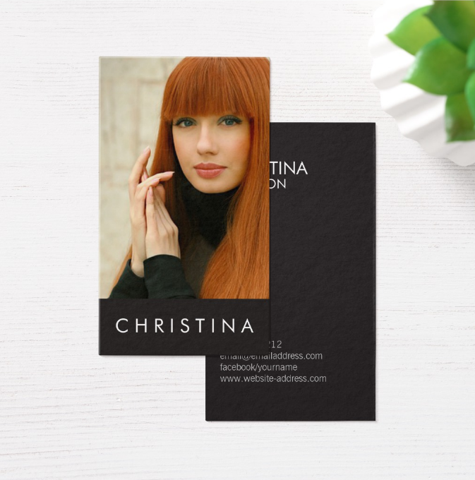 headshot-actor-business-card-template