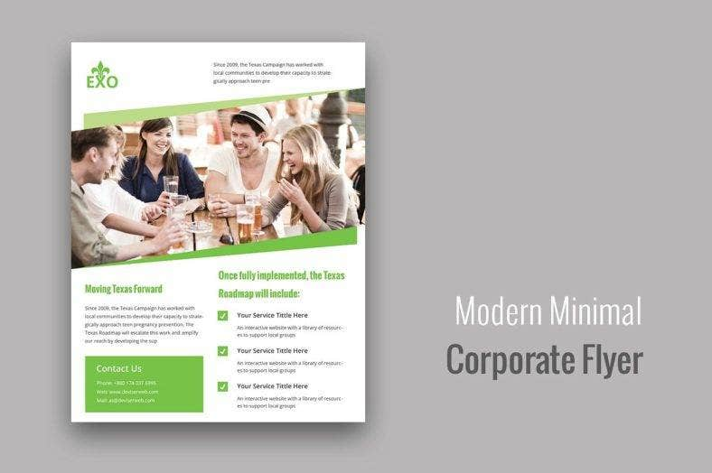 minimal-small-business-flyer