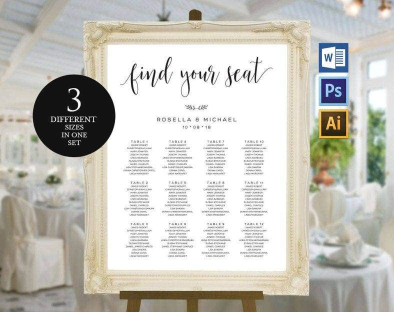 minimalistic-guest-seating-chart-template
